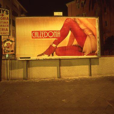 Salerno, Italy Bilboard